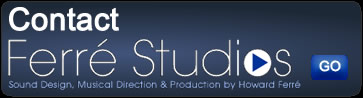 Contact Ferre Studios for your sound design needs in south florida today